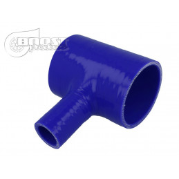 T silicone 70mm / 25mm / bleu