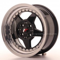 Jante Japan Racing JR6 Noir brillant