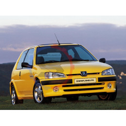 Silent bloc renforcé Peugeot 106 rally powerflex