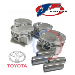 Toyota 4A-GE 20V SILVER TOP...