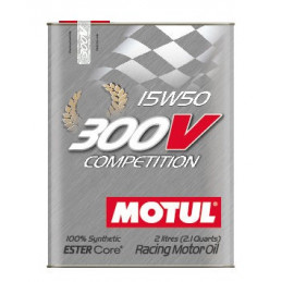 Motul 300V 15W50 competition 2L
