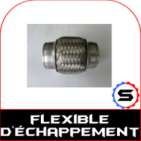 Flexible inox Ø 76 mm X 1m - SWAPLAND