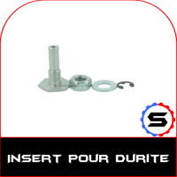 Insert dépression pour durite silicone