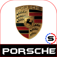 Piston forgé Porsche