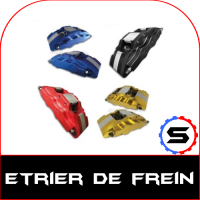 Etrier de frein racing performance.