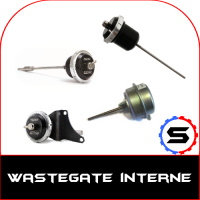 Wastegate interne