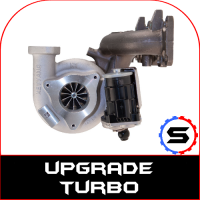 Turbo upgrade - SWAPLAND