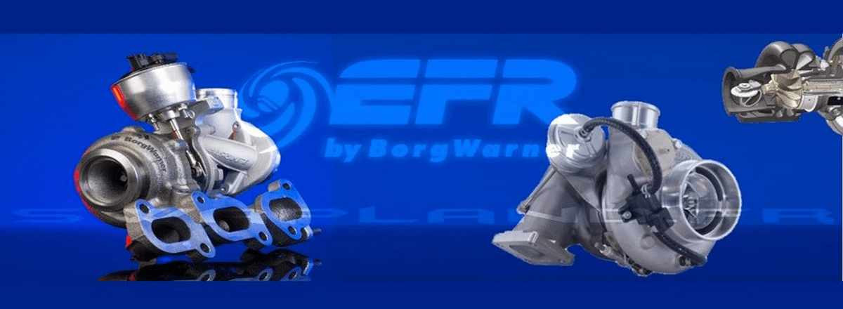 Turbo borgwarner